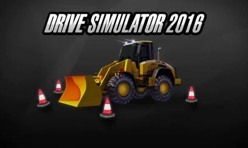 Drive simulator 2016 screenshot 1