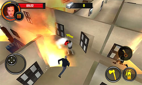 Fire escape story 3D Screenshot