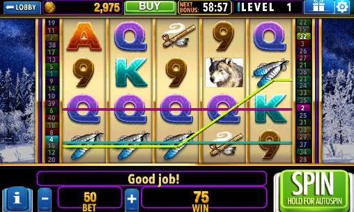 Glücksspiel Viva video slots für das Smartphone
