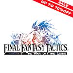 Final fantasy tactics: The war of the lions ícone