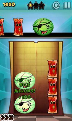 Arcade-Spiele Bag It für das Smartphone