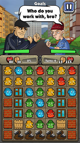 Kingpin: Puzzles adventure для Android