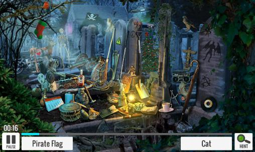Vampires temple: Hidden objects für Android
