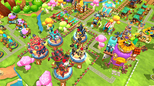 Angry birds islands für Android