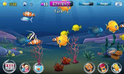 Fish Adventure для Android