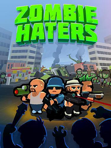 Zombie haters Screenshot