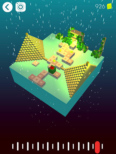 Cube rogue: Craft exploration block worlds für Android