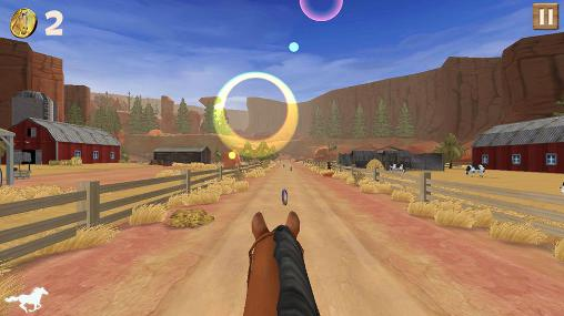 Arcade Pony trails for smartphone
