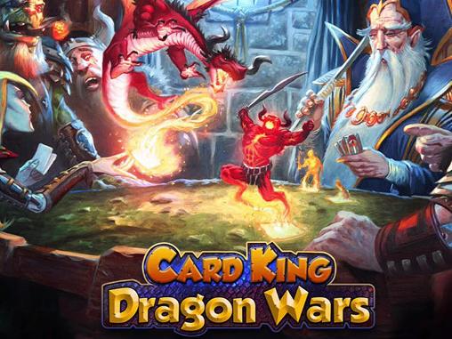 Card king: Dragon wars ícone