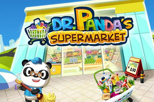 logo Dr. Panda's Supermarkt
