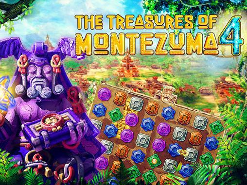 Capturas de tela de The treasures of Montezuma 4