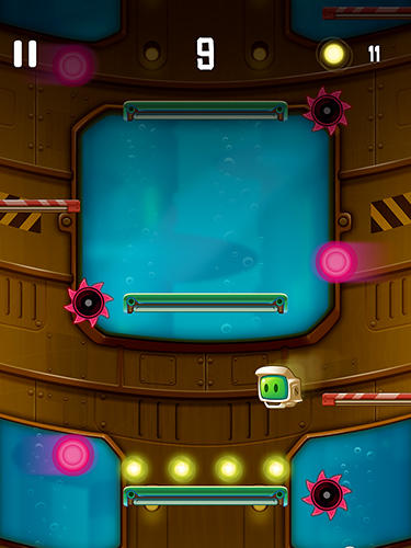 Bouncy tins for iPhone