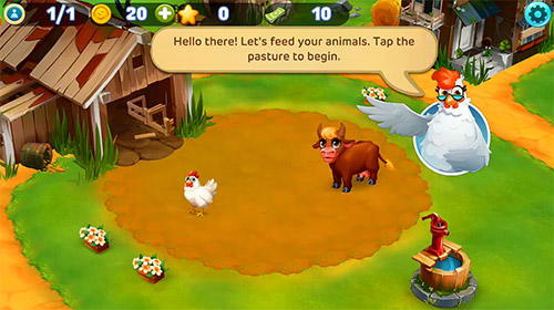 Harvest valley pour Android