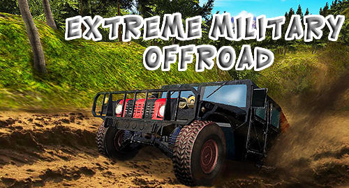 Extreme military offroad Screenshot