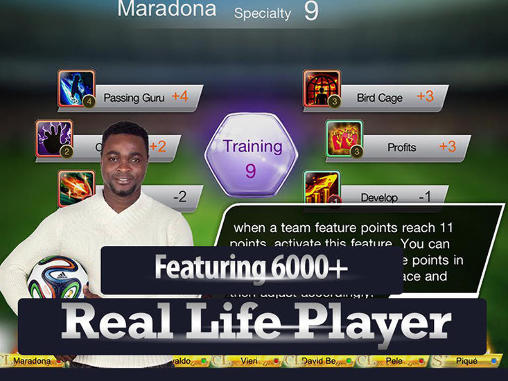 Top 12: Master of football für Android