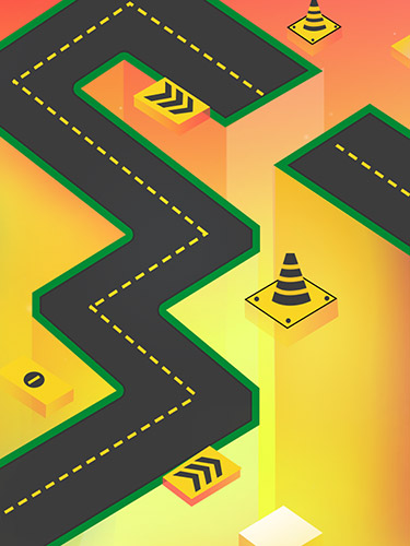 Dancing ballz: Music dance line tiles game скріншот 1