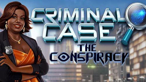 Criminal сase: The Conspiracy Screenshot