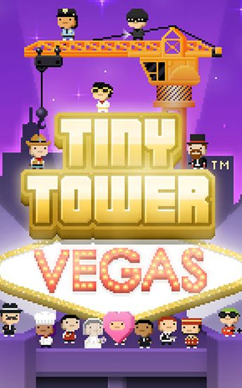 Tiny tower: Vegas Screenshot