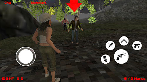 Friday night: Jason killer multiplayer pour Android