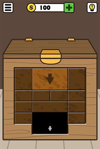 Logik Puzzle box! by ALM dev für das Smartphone