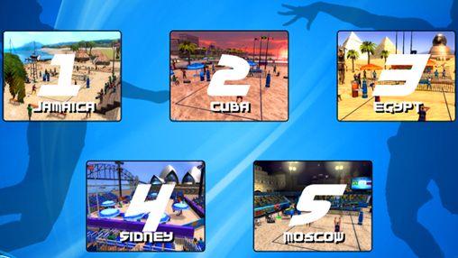 Sportspiele: Lade VTree Entertainment Volleyball auf dein Handy herunter
