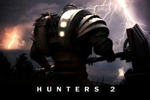 логотип Охотники 2