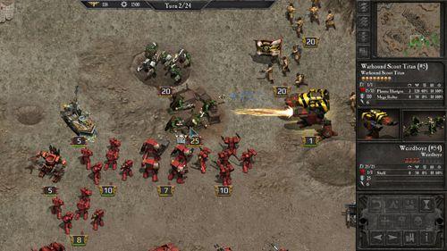 Multiplayer: Lade Warhammer 40 000: Armageddon auf dein Handy herunter