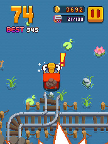 Infinite train para Android
