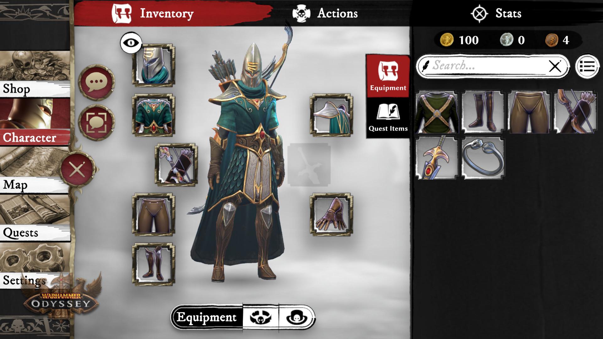 Warhammer: Odyssey screenshot 1