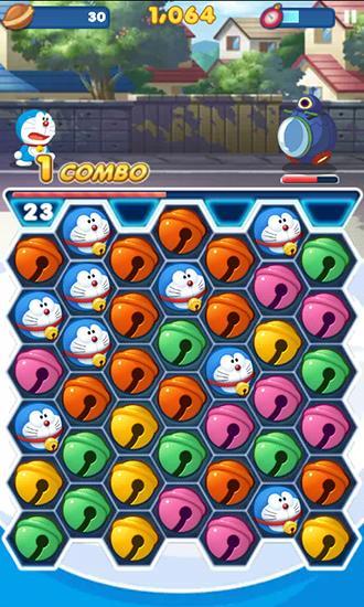 3 Gewinnt Doraemon gadget rush auf Deutsch