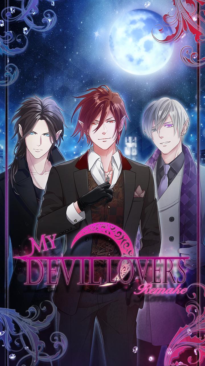 My Devil Lovers - Remake: Otome Romance Game captura de tela 1
