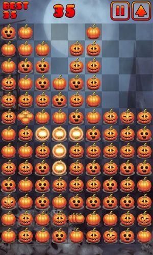 Halloween manía de explosiones para iPhone gratis