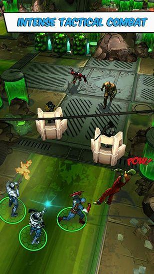 Captain America: The winter soldier screenshot 4