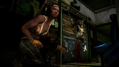The Walking Dead: Michonne auf Deutsch