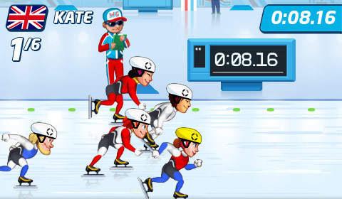 Sport Playman: Winterspiele auf Deutsch