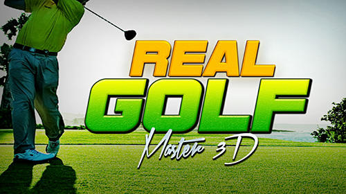 Real golf master 3D Screenshot