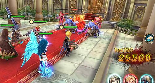 Online RPG Final clash auf Deutsch