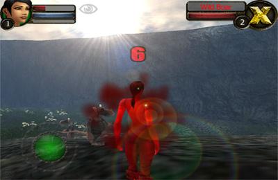 Screenshot Erde und Legenden 3D auf dem iPhone