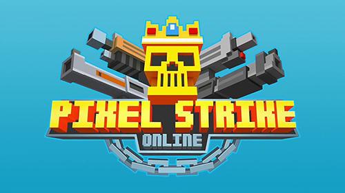 Pixel strike online Screenshot