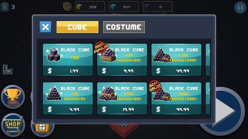 Survive! Mr. Cube screenshot 1