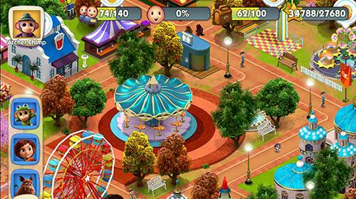 Wonder park magic rides para Android