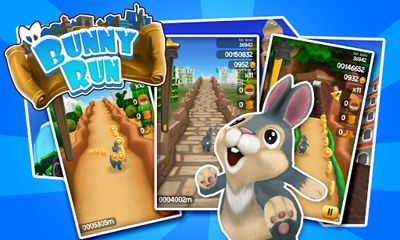 Arcade Bunny Run für das Smartphone