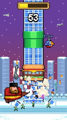 Tower boxing for Android