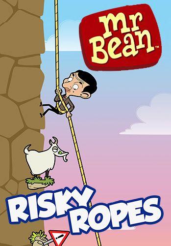 логотип Мистер Бин: Рискованные веревки