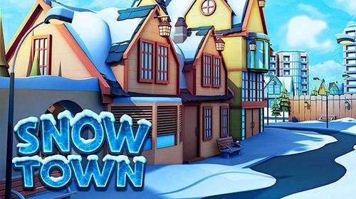Snow town: Ice village world Screenshot