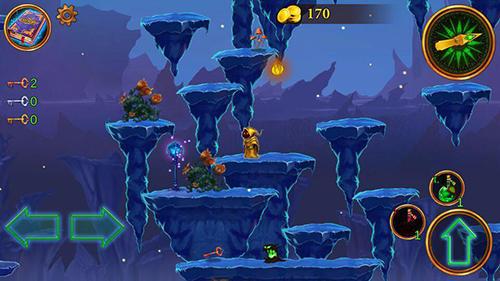 Abenteuer-Spiele Alchemist: The philosopher's stone für das Smartphone