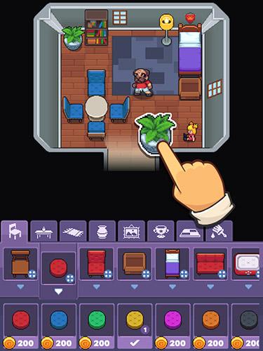 Arcade-Spiele Hoppia tale für das Smartphone