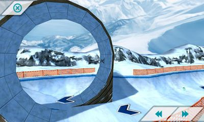 Mr. Melk Winter Games screenshot 1