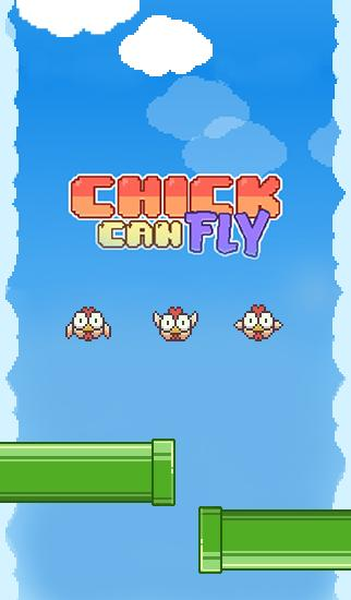 Иконка Chick can fly