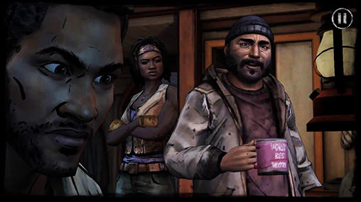 The walking dead: Michonne for Android